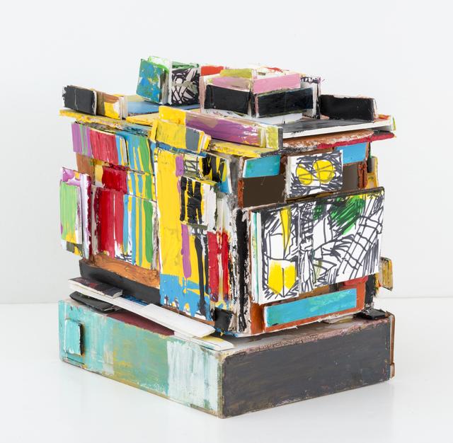 , 'Studio Home,' 2008, David Klein Gallery