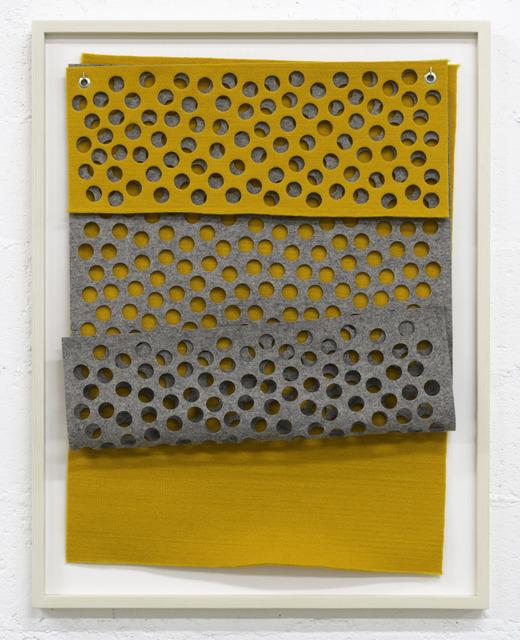 , 'Trabajos de Acumulación 1,' 2013, Zipper Galeria