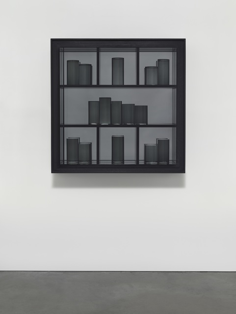 , 'Grey Prism Painting III,' 2016, James Cohan