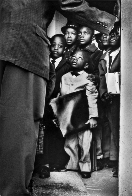 , 'Black Muslim Schoolchildren, Chicago, Illinois, 1963,' 1963, Rhona Hoffman Gallery