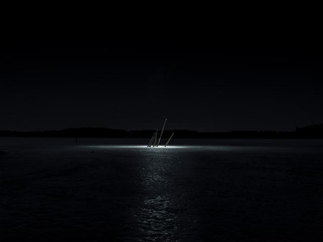 , 'The Passage (Erebus) ,' 2015, Taik Persons