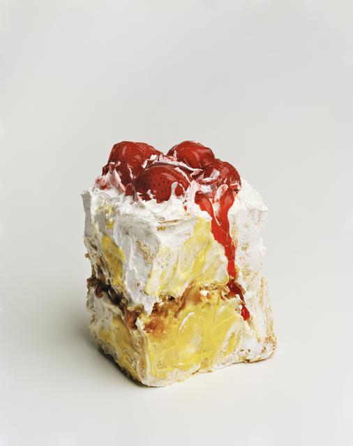 , 'Strawberry Shortcake,' 2018, Yancey Richardson Gallery