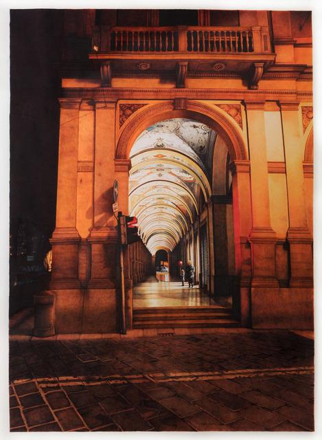 , 'Palloncino Rosso,' 2013, Accesso Galleria
