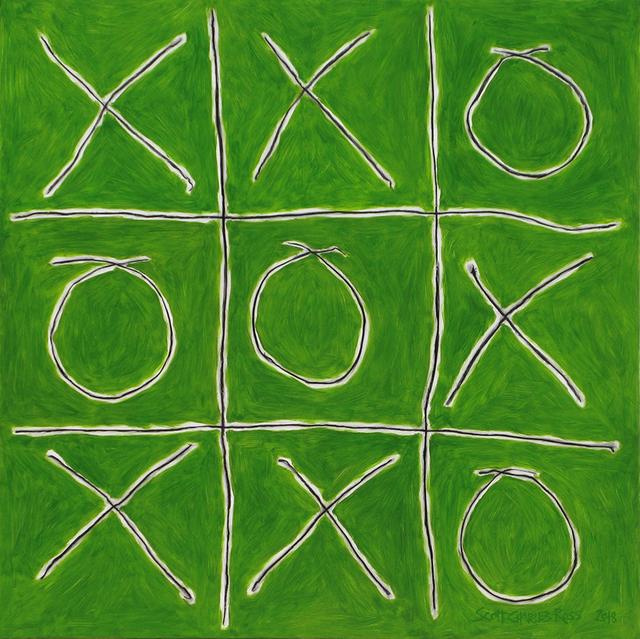 , 'War Games 1 (Greed) ,' , Moberg Gallery