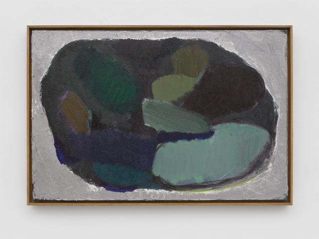 , 'Silence No.4,' 2018, White Cube