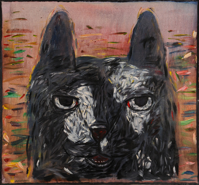 , 'Cat Head 1,' 2013, Linda Hodges Gallery