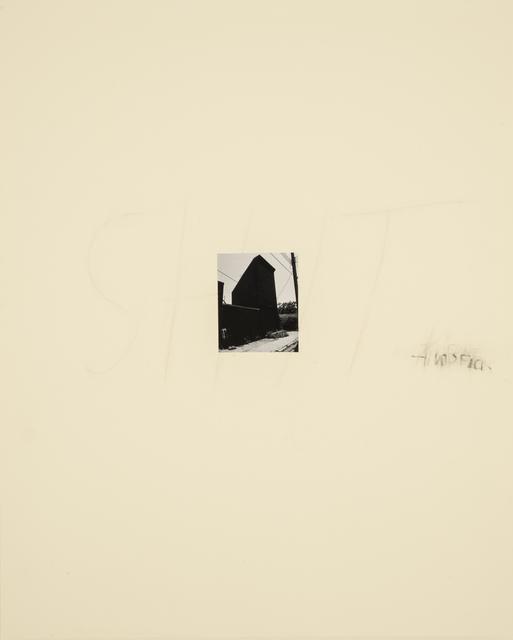 , 'Shit,' 1989, Casemore Kirkeby