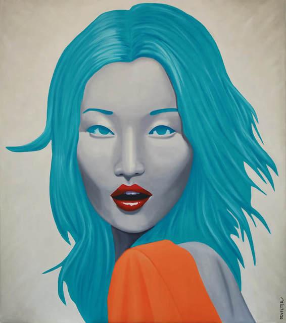 Christian Develter, 'Gisela ', Artist's Proof