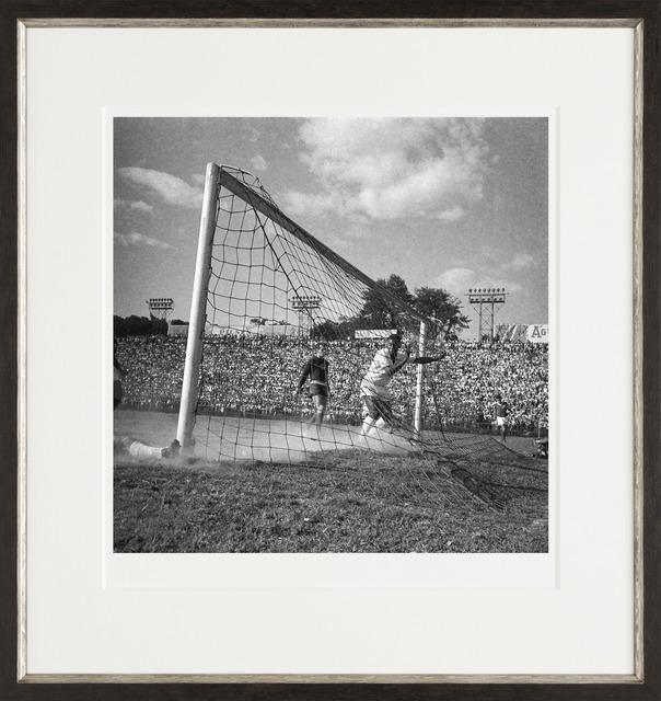 Pelé, 'Back Of The Net', 2015, Castle Fine Art