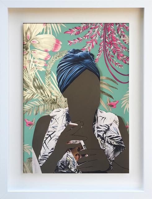 , 'Carnival, Plume,' 2016, Candida Stevens Gallery