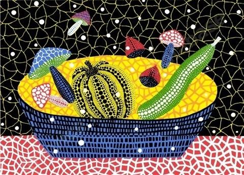 Yayoi Kusama, 'Fruits', 1997, Lougher Contemporary
