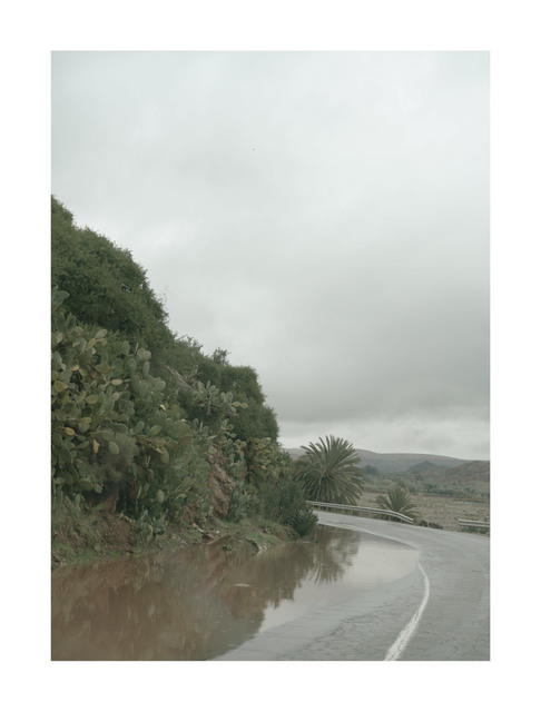 , 'Flooded Road,' 2018, Hans Alf Gallery