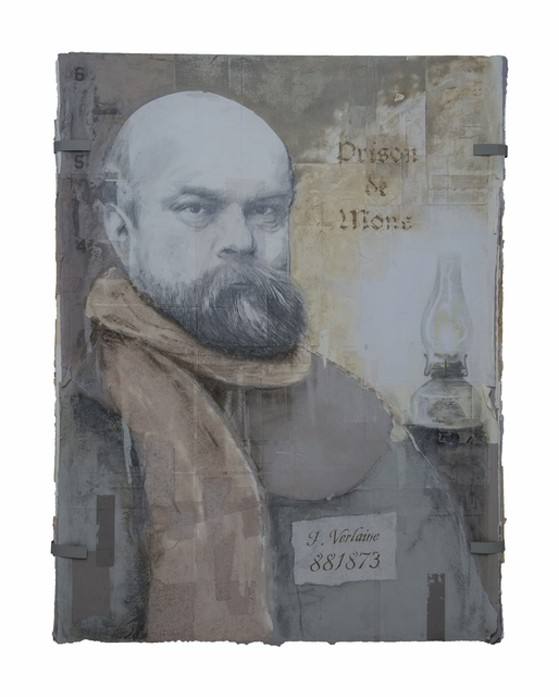 Louis Boudreault, 'Paul Verlaine', 2014, Thompson Landry Gallery