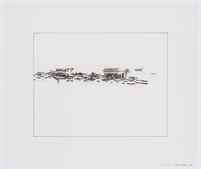 , 'that is. To say #3,' 2003, Reynolds Gallery