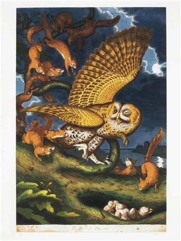 , 'The Tale of Johny Nutkin,' 2001, Galerie Maximillian