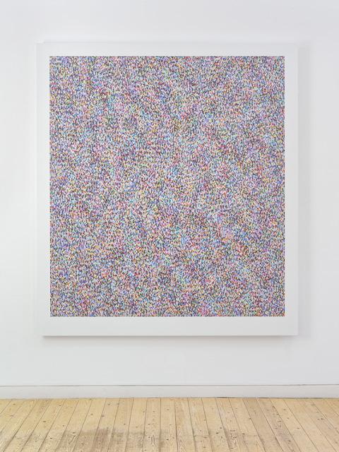 , 'Binary Rhythm (VII),' 2014, Ingleby Gallery