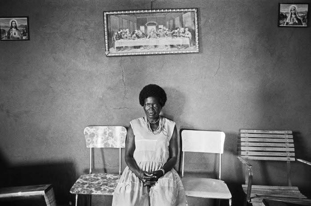 , 'the last supper,' 1986, Afronova
