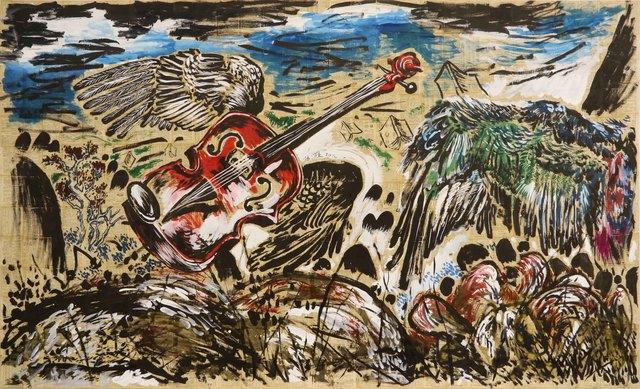 Sun Xun  孙逊, 'Palimpsetes II,' 2014, ShanghART