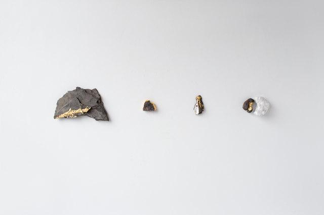 , 'Pentimenti #49+50+51+52,' 2016, Sapar Contemporary