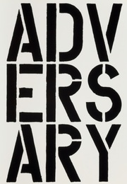 Adversary (Page from Black Book)