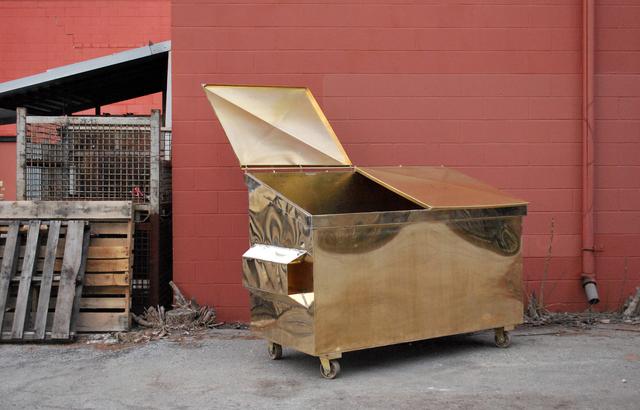 , 'Dumpster,' 2010, Art Mûr