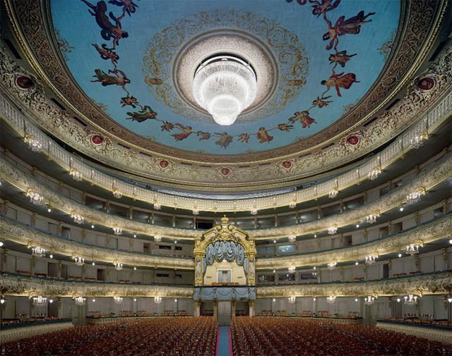 , 'Mariinsky Theatre, St. Petersburg, Russia,' 2009, Bau-Xi Gallery