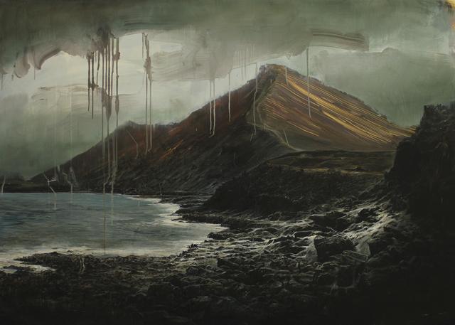 , 'Fuego (3),' 2017, REITER