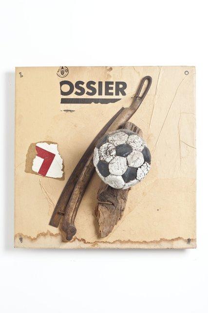 , 'Ossier,' 1982, Moran Bondaroff
