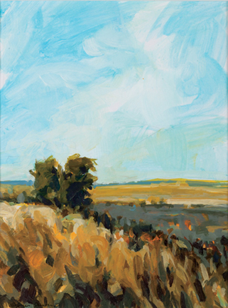 Dolores Justus, 'On the Way Home - West', 2012, Greg Thompson Fine Art