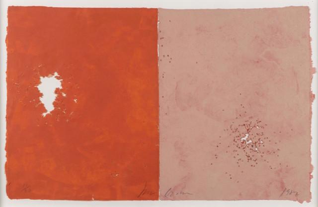 , 'Shotgun (316.18),' 1981, Leslie Sacks Gallery