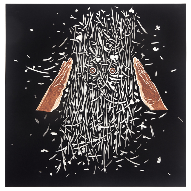 , 'Holding it Down,' 2018, Susan Inglett Gallery
