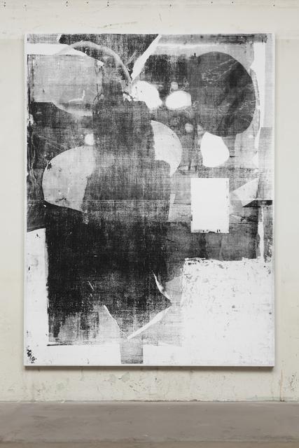 , 'Mixed media b/w 02,' 2013, Galerie Allen
