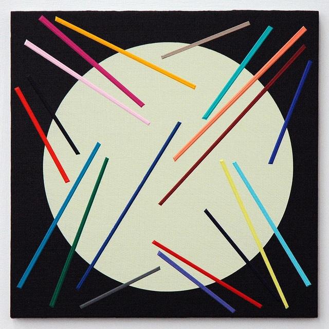 Jürgen Paas, 'Beatsticks 10', 2017, Stern Wywiol Galerie