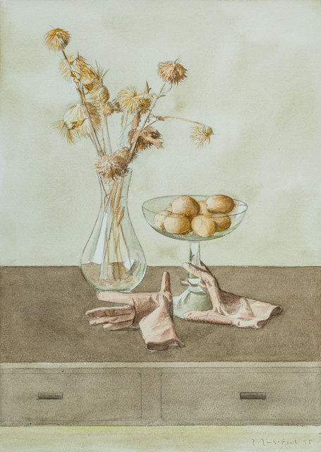 , 'Fall Still Life,' 1995, Tufenkian Fine Arts