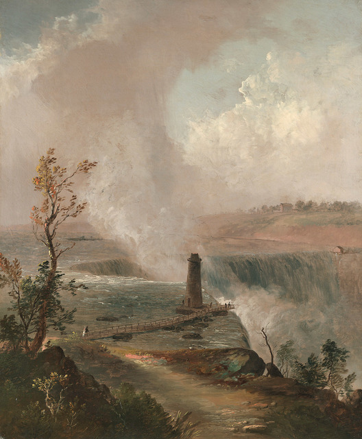 , 'View of Niagara Falls,' , Questroyal Fine Art