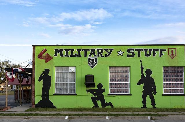 , 'Military Stuff, Junction City, KS,' , Soho Photo Gallery
