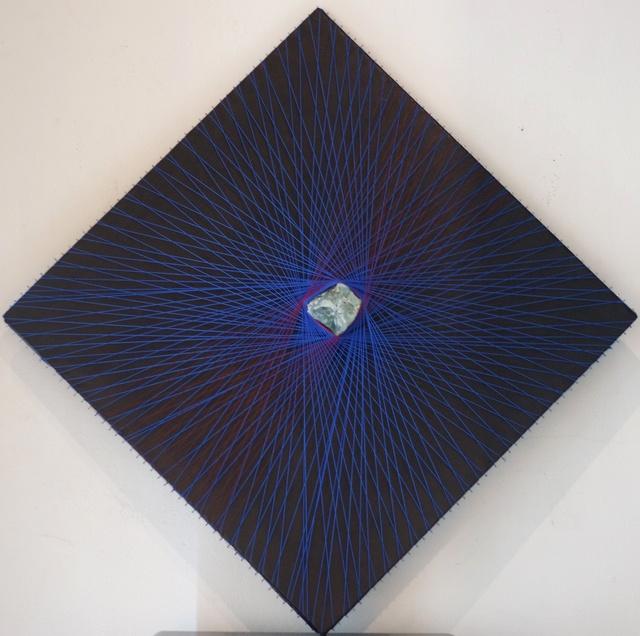 Milton Becerra, 'Romboidal Azul y Rojo', 2011, Lyle O. Reitzel