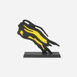 Weisman Award (Yellow Brushstroke)