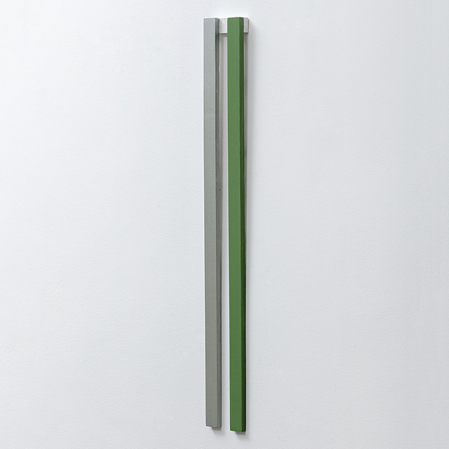 , 'Ripa Verde e Prata,' 1998/2018, Carbono Galeria