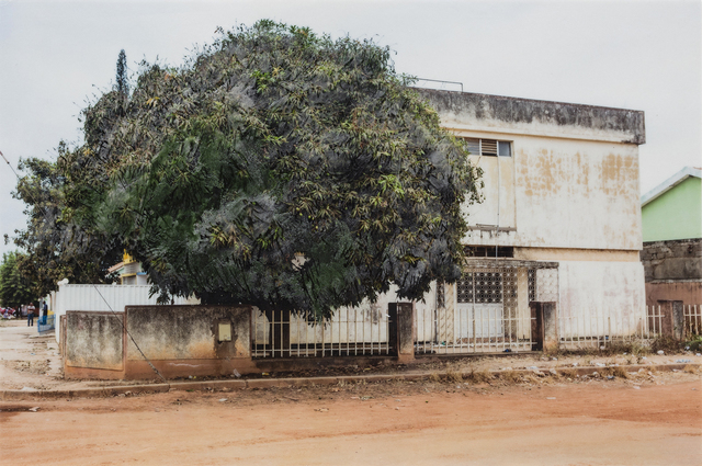 , 'Angolan House,' 2017, Tyburn Gallery