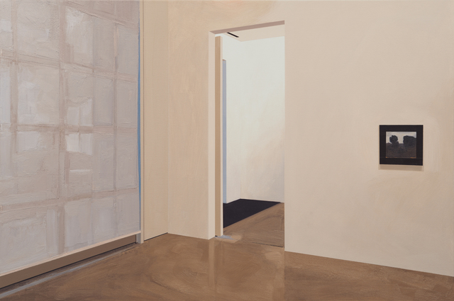 , 'Landscape 2 (Matthew Marks with Albert York, 2014),' 2015, David B. Smith Gallery