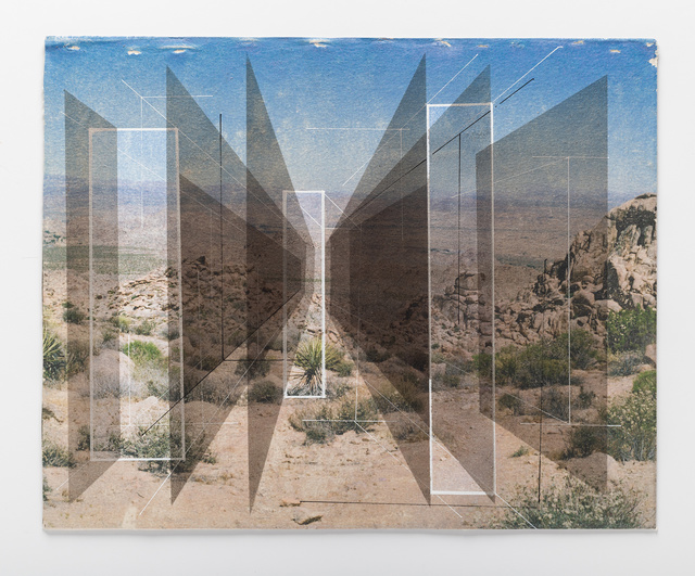 , 'New Land No. 60,' 2018, Upfor