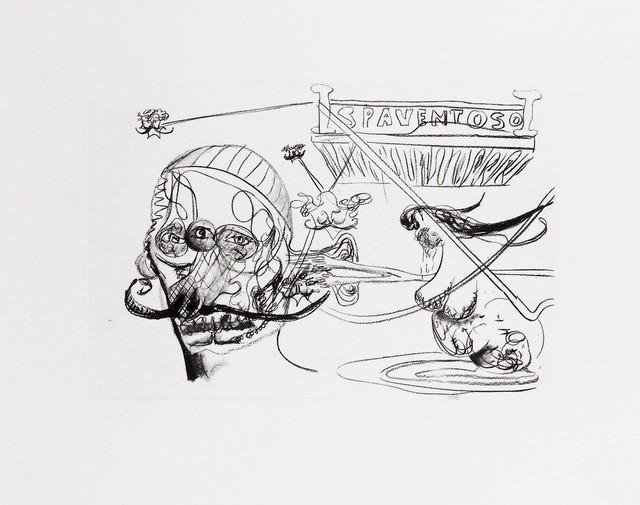 """, '""""L. P. A."""" for Parkett 79,' 2007, Parkett"""