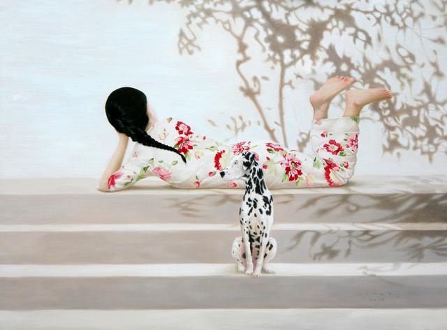 Woo Lim Lee, 'Red Flower', 2016, Gallery LEE & BAE