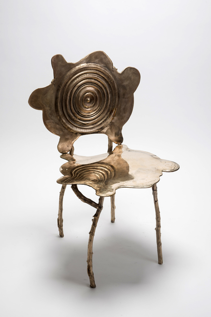 , 'Ripple Rorschach Chair,' 2018, Wexler Gallery