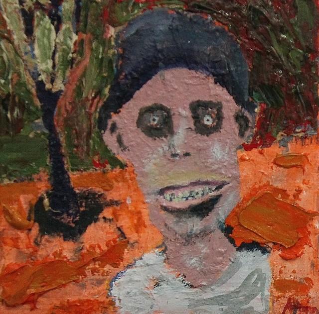 , 'Spice,' 2018, Castlegate House Gallery
