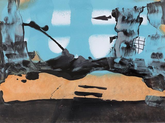 , 'War Zone,' 2016, Joerg Heitsch Gallery