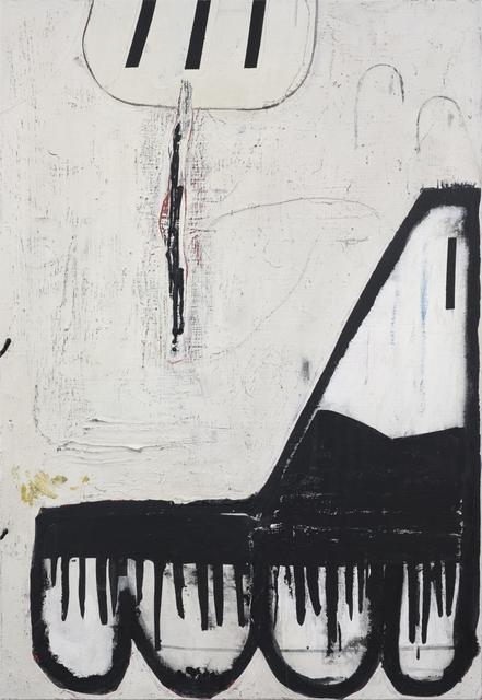 Hiroyuki Hamada, 'Untitled Painting 026', 2016, Bookstein Projects