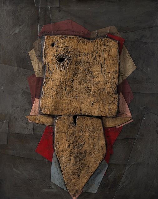 Roberto Crippa, 'Image de Templier', 1961, Finarte