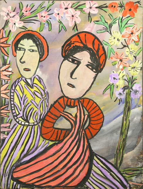 Janet Sobel, 'Untitled', James Barron Art